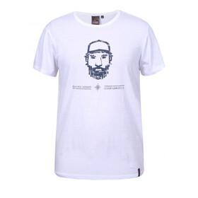 Icepeak Leif T-paita Miehet, white